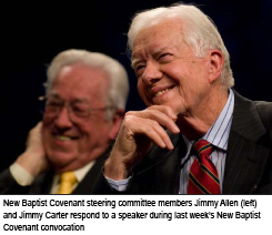 Jimmy Allen and Jimmy Carter
