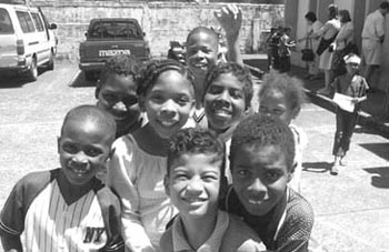 Panama children