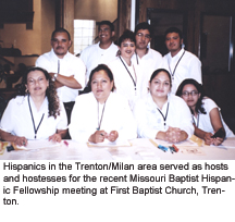 Hispanic fellowship