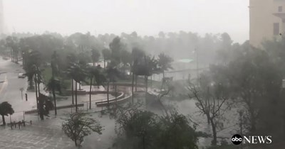 Hurricane Irma Fla. screen grap