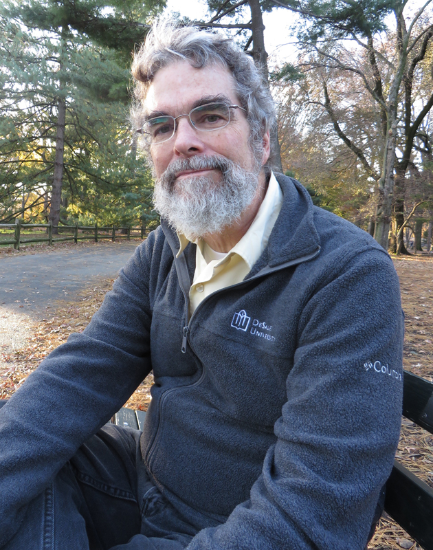 Brother Guy Consolmagno, an astronomer and head of the Vatican Observatory. RNS photo by David Gibson