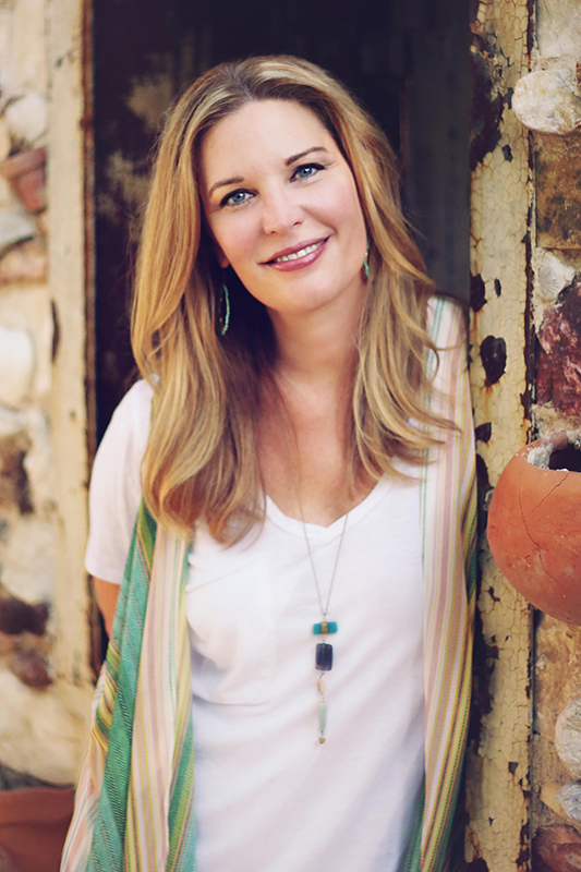 Author Jen Hatmaker. Photo by Amy Melsa Photography