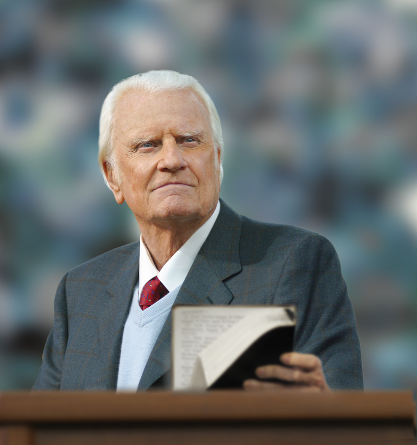 BP Billy Graham