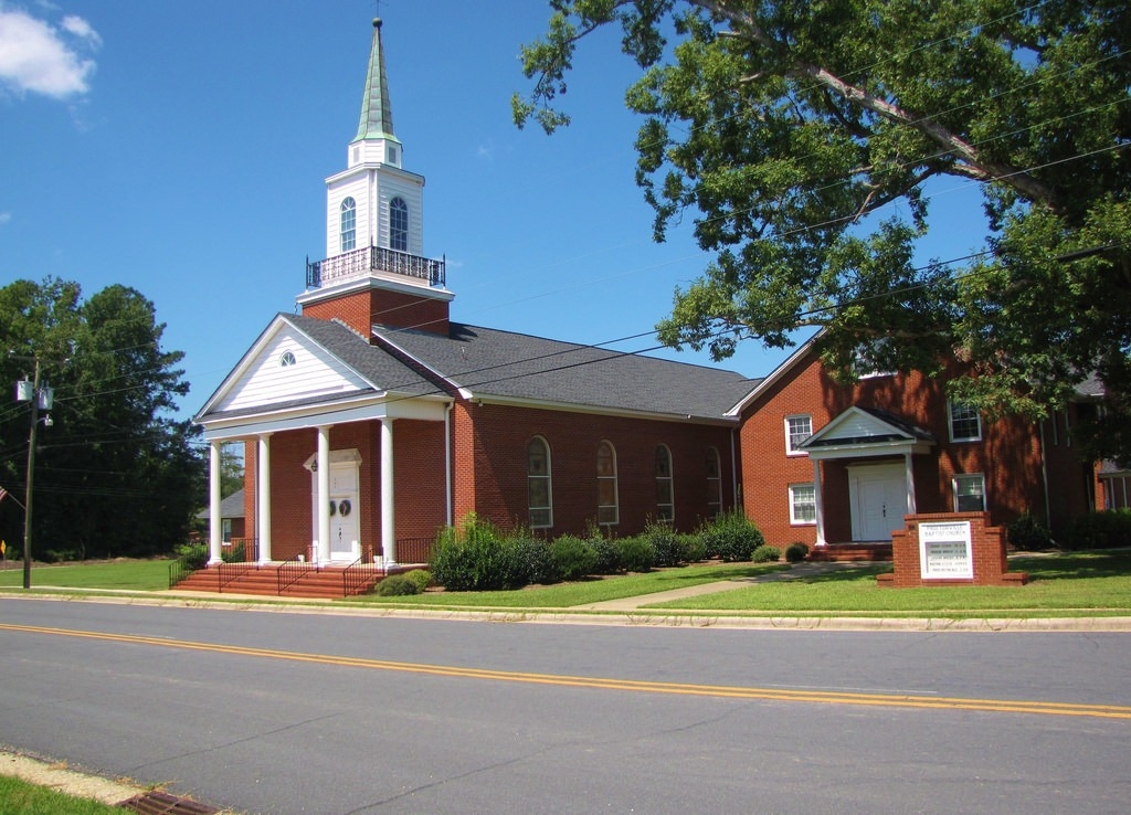 generic church